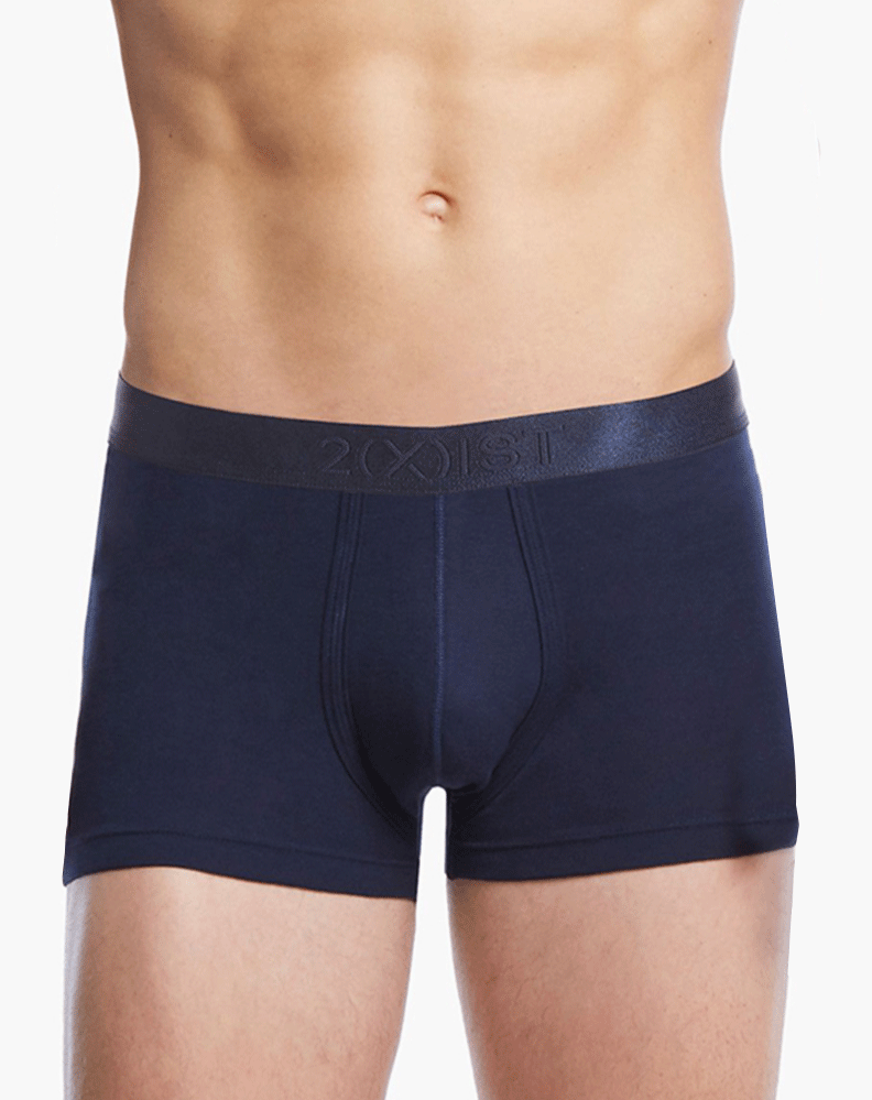 2(X)IST 3104102301 Pima Cotton Trunk 481nl-navy