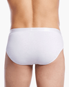 2(X)IST 3104103201 Pima Cotton Bikini Briefs 101nl-white