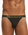 2(X)IST 3104771201 Speed Dri Mesh Sport Briefs 00101-black