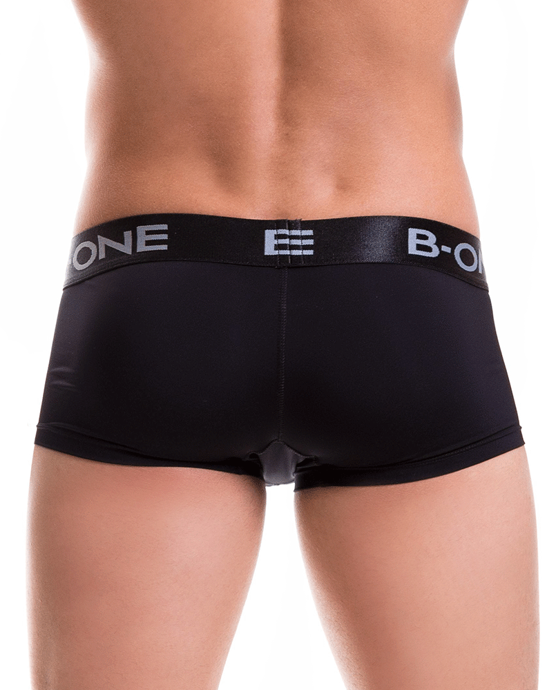B-one 0003-2 Boxer Briefs Classic Black - StevenEven.com