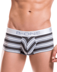 B-one 0005-2 Boxer Briefs Clinton Gray