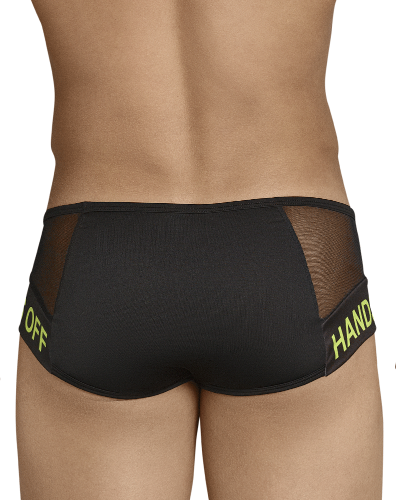 Candyman 99362 Briefs Black - StevenEven.com