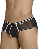 Candyman 99379 Briefs Black - StevenEven.com