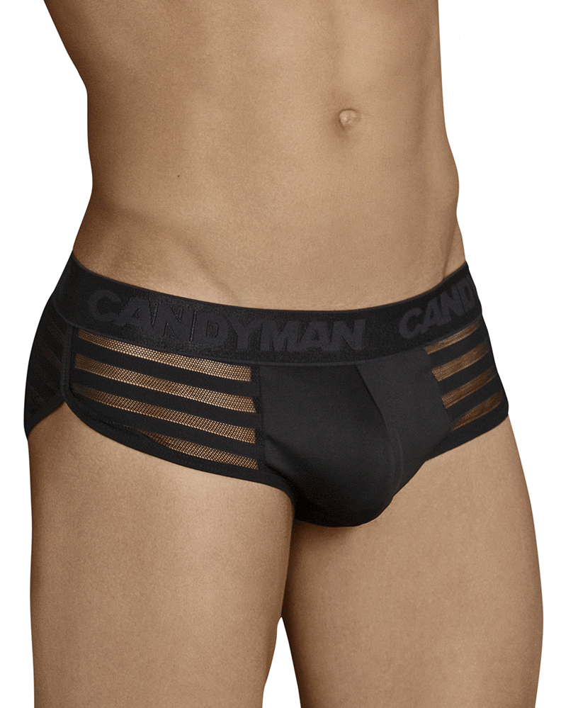 Candyman 99389 Briefs Black