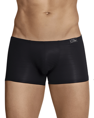 Clever 2408 Maximo Latin Boxer Briefs Black