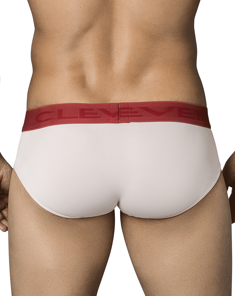 Clever 5357 Stylish Latin Briefs Pink - StevenEven.com