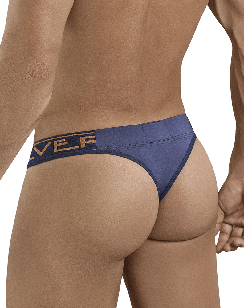 Clever 1295 Exciting Thongs Dark Blue