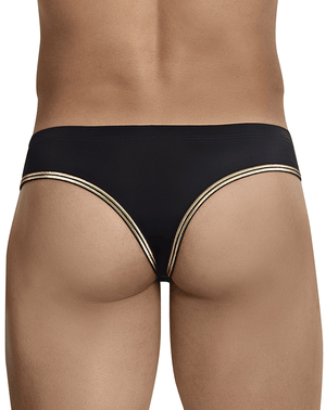 Clever 1297 Alejandro Thongs Black