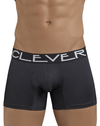 Clever 2387 Sophisticated Boxer Briefs Black