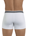 Clever 2387 Sophisticated Boxer Briefs White