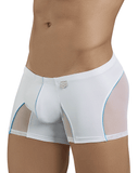 Clever 2388 Plush Boxer Briefs White - StevenEven.com