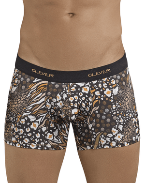 Clever 2391 Pepper Boxer Briefs Black