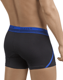Clever 2398 Lovely Boxer Briefs Black - StevenEven.com