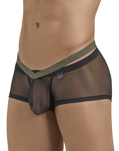 Clever 5156 New Wave Brief Black