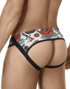 Clever 3020 Reaction Jockstrap Gold - StevenEven.com