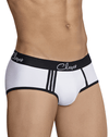 Clever 5016 Pertinax Piping Briefs White