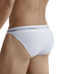 Clever 5156 New Wave Brief White