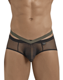 Clever 5400 Gorgeous Latin Briefs Black - StevenEven.com