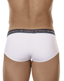 Clever 5402 Senses Briefs White - StevenEven.com