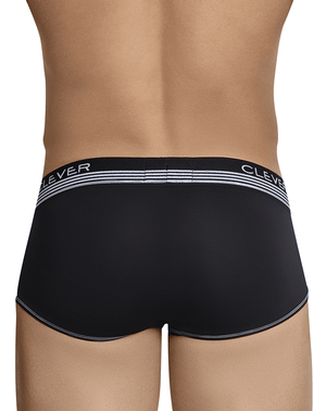 Clever 5410 Julio Piping Briefs Black