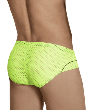 Clever 5415 Sabiniano Briefs Green