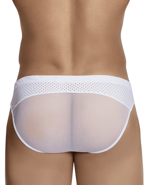Clever 5417 Vespaciano Latin Briefs White
