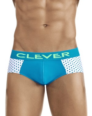 Clever 5431 Zone Briefs Blue