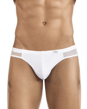 Clever 5432 Style Latin Briefs White