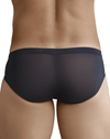 Clever 5373 Australian Latin Briefs Black
