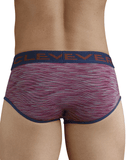 Clever 5371 Belgian Piping Briefs Grape