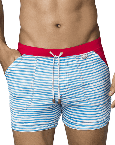 Jor 0355 Sport Swim Thongs Blue