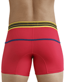 Clever 2366 Czech Piping Boxer Briefs Red
