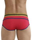 Clever 5366 Czech Piping Briefs Red