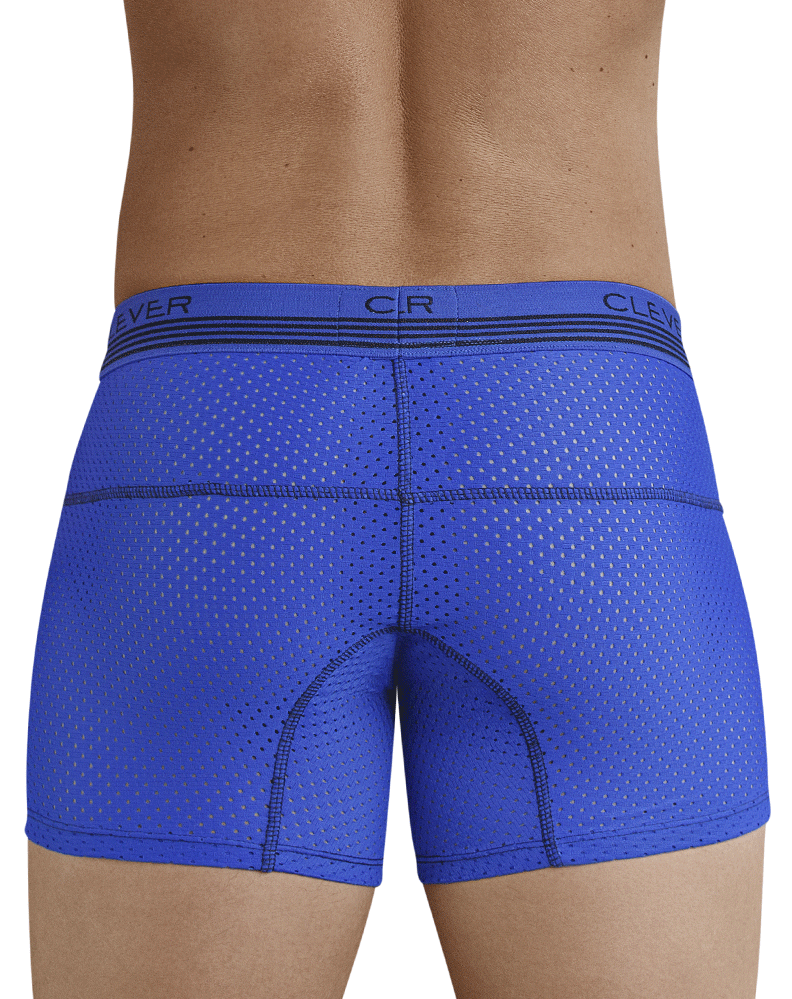 Clever 2365 Danish Boxer Briefs Blue
