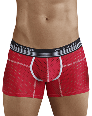Clever 2365 Danish Boxer Briefs Red
