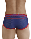 Clever 5365 Danish Piping Briefs Dark Blue