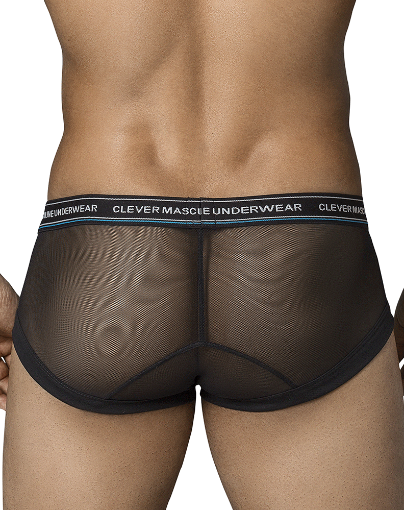Clever 5191 New Epoch Classic Briefs Black