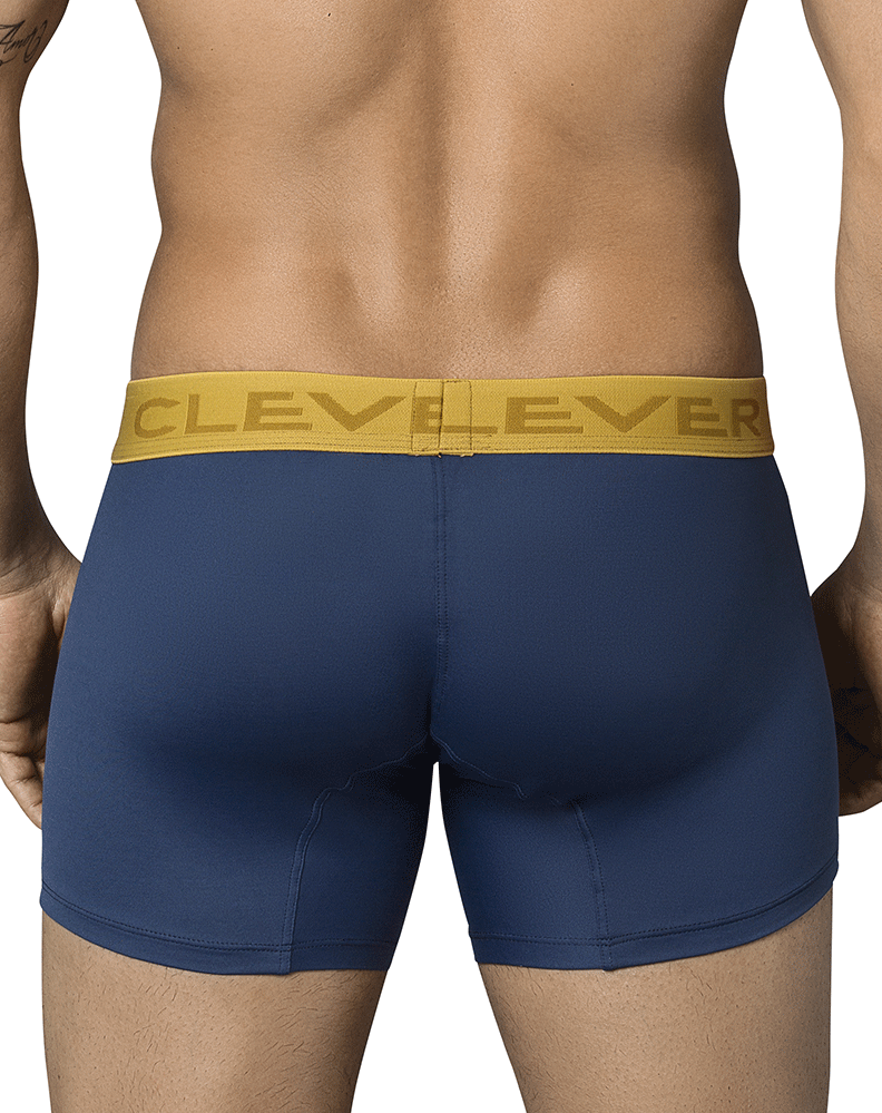 Clever 2358 Exclusive Boxer Briefs Blue