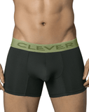 Clever 2358 Exclusive Boxer Briefs Black