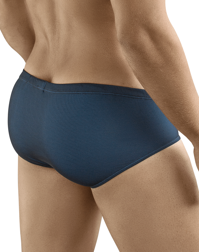 Clever 5216 Instinct Latin Boxer Briefs Blue