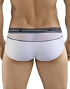 Clever 5361 Nectar Piping Briefs White