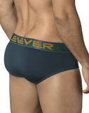 Clever 5356 Rhapsody Latin Briefs Green