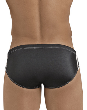 Clever 0680 Big Thing Swim Briefs Black