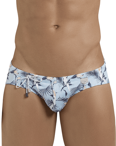 Jor 0288 Hot Swim Briefs White