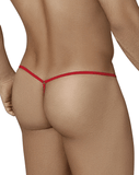 Candyman 99326 Lace Thongs Red - StevenEven.com