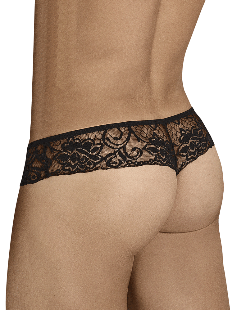 Candyman 99392 Thongs Black