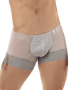 Candyman 99407 Color Lace Trunks Gray
