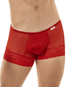 Candyman 99407 Color Lace Trunks Red
