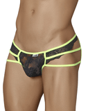 Candyman 99318 Lace Briefs Green