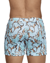 Clever 0704 Alsina Swim Trunks Green